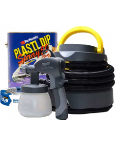 Plasti Dip® Spray Motorcycle Kit (1 Gallon)