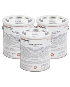 Plasti Dip® UV (Unthinned) Gallon Bundle (3 Gallons)