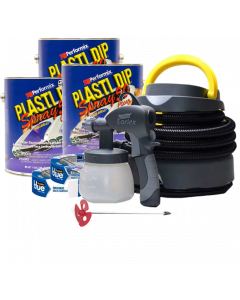 Plasti Dip® Spray Pro Car Kit (3 Gallons)