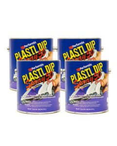 Plasti Dip® Spray Gallon Bundle (4 Gallons)