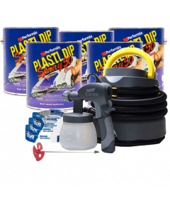 Plasti Dip® Spray Kit for Trucks/SUV's (5 Gallons)