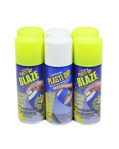 Plasti Dip® Aerosol Wheel Kit (11oz) (Blaze Colors)