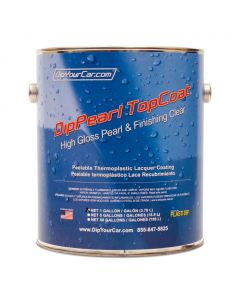 DYC GLOSSY DIPPEARL TOPCOAT GALLON