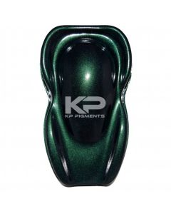 KP® Colorshift Pearls Swamp Land Green