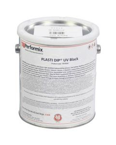 Plasti Dip® UV (Unthinned) Gallon Black